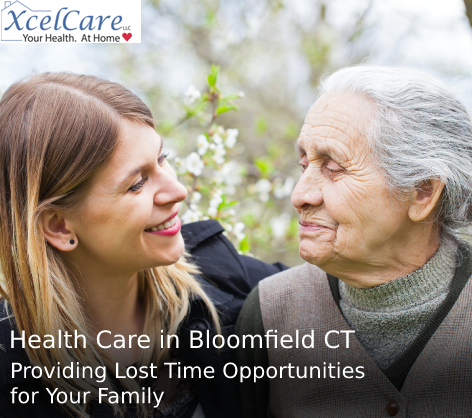 Health Care in Bloomfield CT Providing Lost Time Opportunities for Your Family