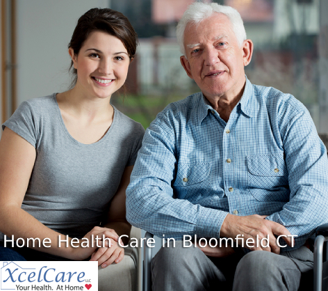 Home Health Care in Bloomfield CT: Aiding Mental and Physical Recovery with Companionship